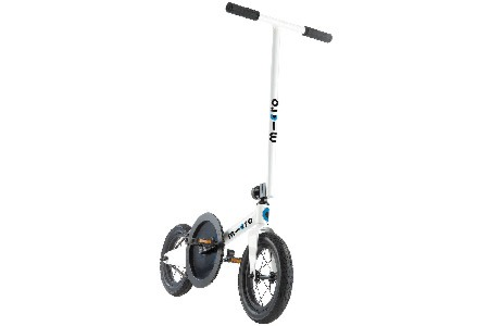 Самокат Micro Pedalflow