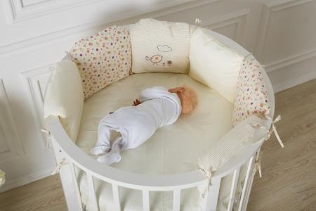 Выбираем детскую кроватку для своего малыша