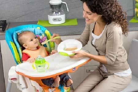 Стульчик для кормления – Ваш малыш удобно устроился!