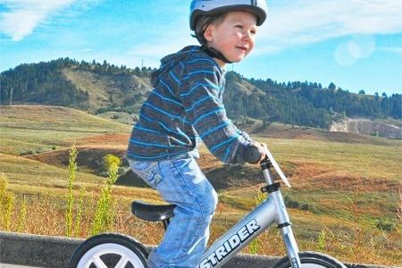Беговел для детей – рекомендации по возрасту