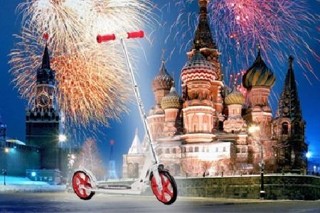 Самокат в Москве - выбрать, заказать и купить