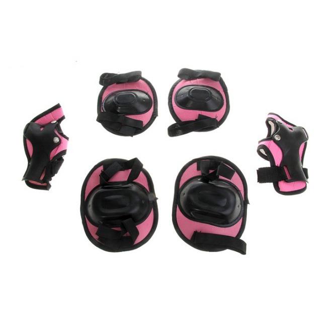 Шлемы, перчатки, защита и светоотражатели