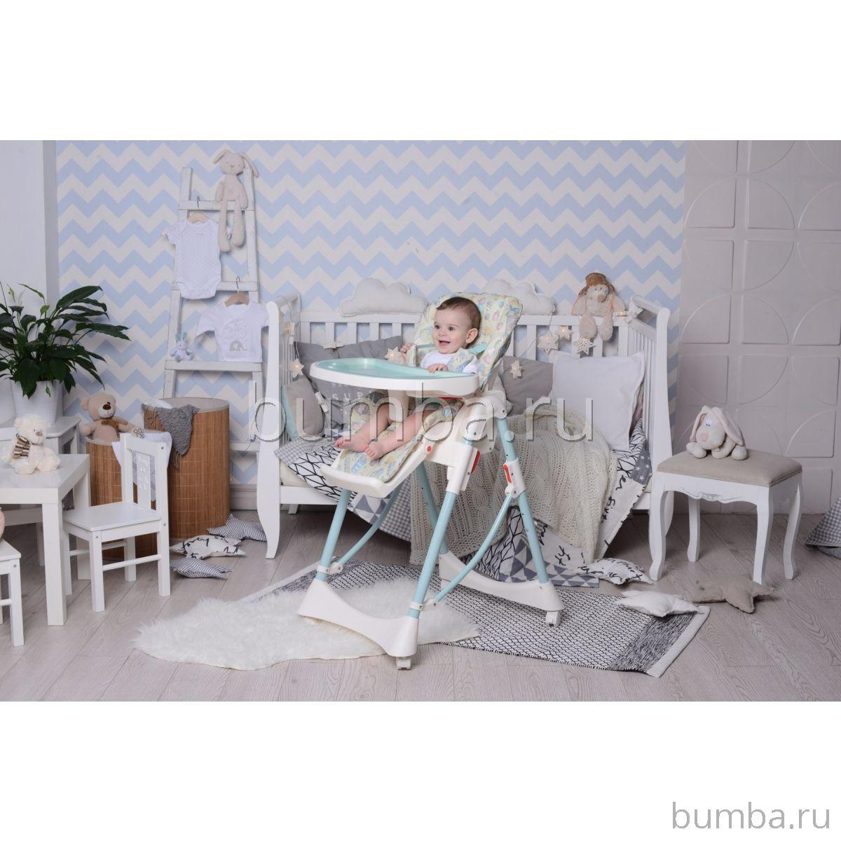 стульчик для кормления Happy Baby Kevin V2 купить за 0 руб