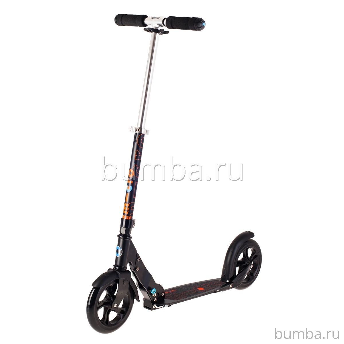 micro scooter black 13 900. Black Bedroom Furniture Sets. Home Design Ideas