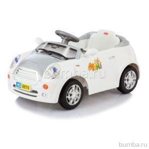 Электромобиль Jetem Mini с пультом управления (белый)