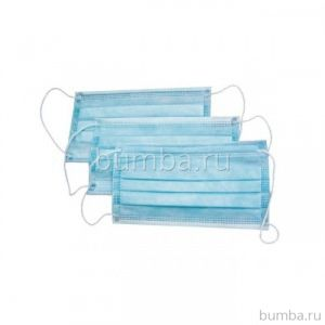 Медицинские маски Insoftb 50 шт.