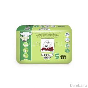 Подгузники MiniMax Muumi Baby Maxi Plus (10-16 кг) 22 шт.