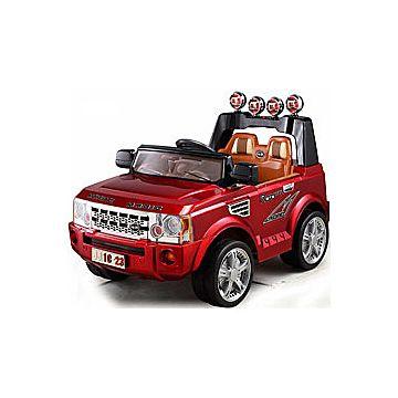 Электромобиль Joy Avtomatic Rover J012c пультом управления (красный)