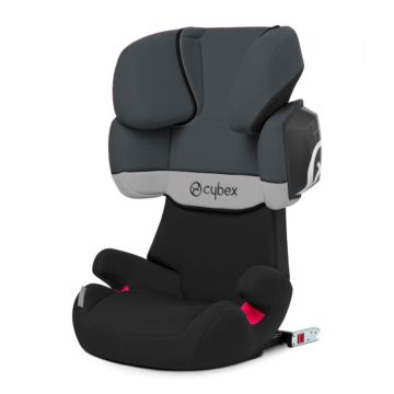 Автокресло Cybex Solution X2-Fix 2015 (gray rabbit)