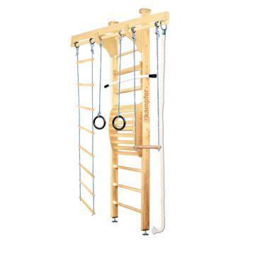 Детский спортивный комплекс Kampfer Wooden Ladder Maxi Ceiling №1