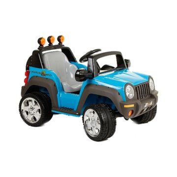 Электромобиль TCV джип Thunderbird (голубой)