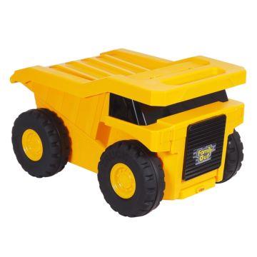 Каталка-чемодан Saipo Карьерный Трак (желтая)