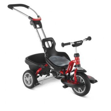 Трехколесный велосипед Puky Ceety CAT S2 (red)