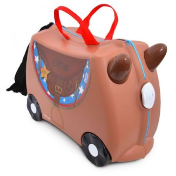 Каталка-чемодан Trunki Bronco Лошадка Бронко