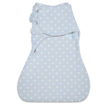 Конверт Summer Infant Wrap Sack S/M (серый/звезды)