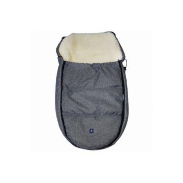 Конверт в коляску зимний Womar S82 Exclusive (серый)