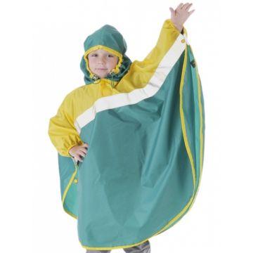 Дождевик детский Чудо-Чадо Светлячок (р.86-92) (Желто-зеленый)