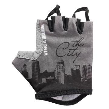 Велоперчатки Vinca Sport (City) 5XS