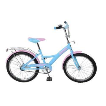 """Детский велосипед Navigator Fortuna 20"""" (голубой)"""
