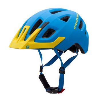 Шлем Cratoni Maxster Pro S-M (blue-yellow)