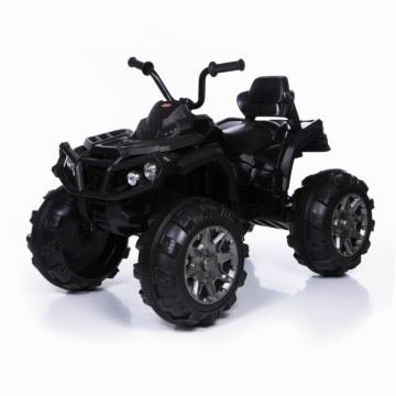 Электроквадроцикл Jetem Grizzly (черный)