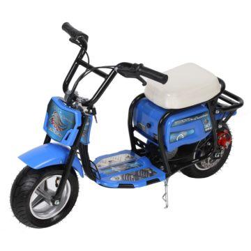Электробайк Tanko T350 (синий)
