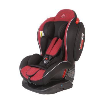 Автокресло Baby Care Side Armor Evolution (черно-красный)