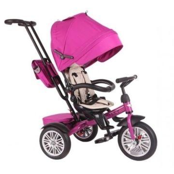 Трехколесный велосипед Bentley Fuchsia Pink