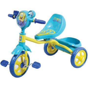 Трехколесный велосипед 1Toy Губка Боб