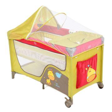 Манеж-кровать Capella S10-3 (Жираф)