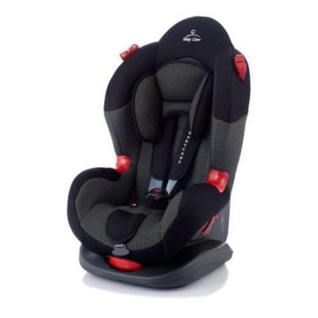 Автокресло Baby Care ESO01 Sport Premium (Black/Black-Grey)