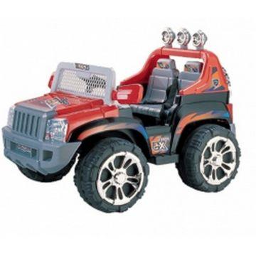 Электромобиль Kids Cars джип ZP5199 (красный/черный)