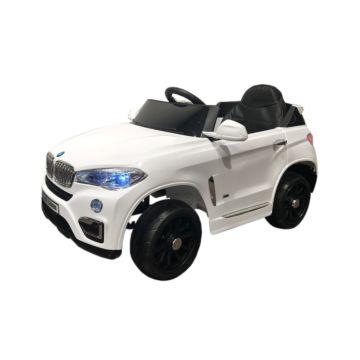 Электромобиль ToyLand BMW X6 (белый)