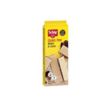 Вафли Schar Wafer al Cacao 125 гр