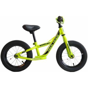Беговел TechTeam Racer (зеленый)