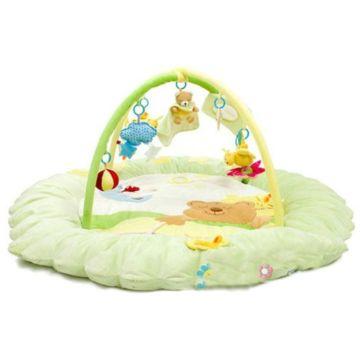 Развивающий коврик Felice Сонный мишка (Салатовый)