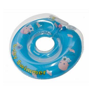 Круг для плавания Baby Swimmer (Синий)