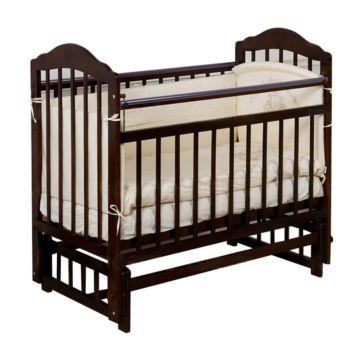 Кроватка детская Incanto Pali (поперечный маятник) (темный)