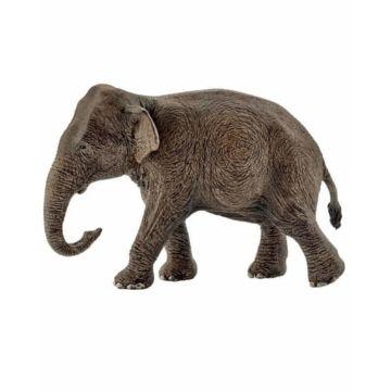 Азиатский слон самка идёт Schleich