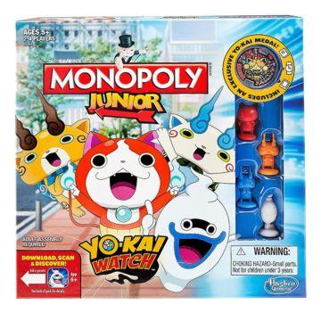Настольная игра Hasbro Games Монополия Джуниор ЙО-КАЙ ВОТЧ