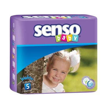 Подгузники Senso Baby Junior (11-25 кг) 32 шт