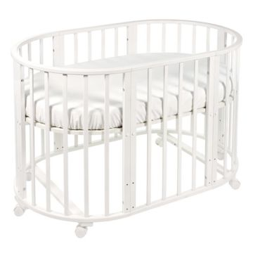 Кроватка-трансформер Sweet Baby Kassandra Bianko (без маятника)