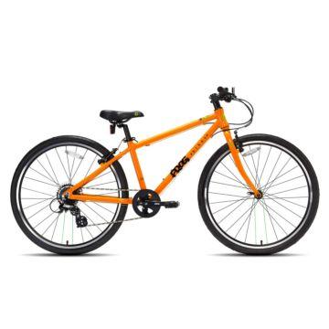 """Подростковый велосипед Frog Bikes 69 26"""" (оранжевый)"""