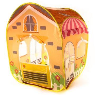 Детская палатка Bony Летний домик с шариками