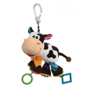 Подвесная игрушка Playgro Корова 2