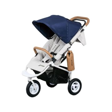 Коляска прогулочная AirBuggy Coco Premier (Midhith blue)
