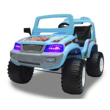 Электромобиль Autokinder Tornado (голубой)