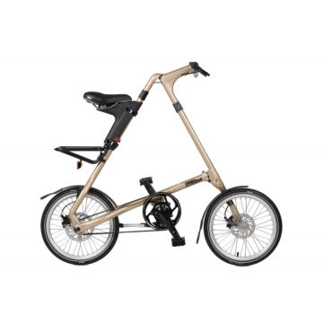 Велосипед складной Strida SD (2017) шампанское