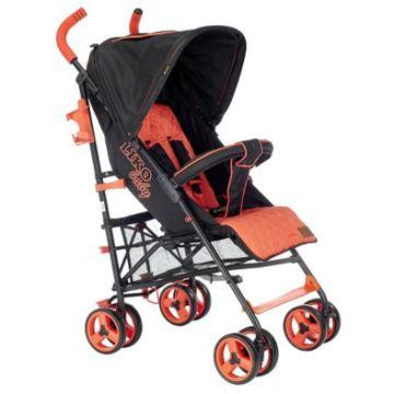Коляска-трость Liko Baby Liko Baby B319 Easy Travel (алый)