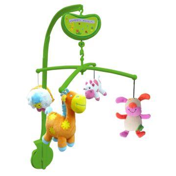 Музыкальный мобиль Biba Toys Мои друзья